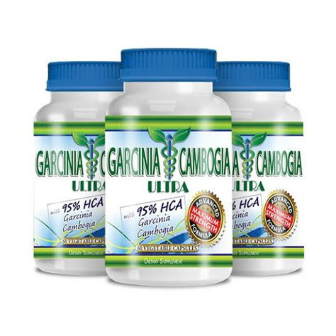 Cambogia Uitra garcinia cambogia ultra weight loss supplement with 95 hca 3 bottles ebay