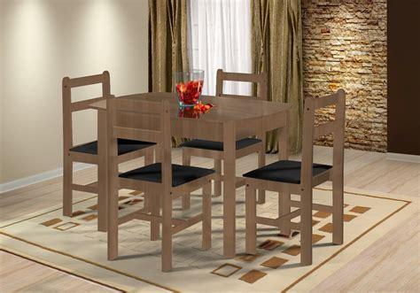 juego de comedor mesa  sillas en madera sillas