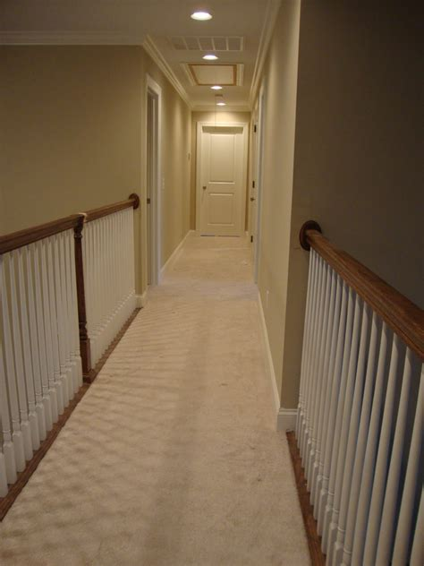 carpet for hallway home building project