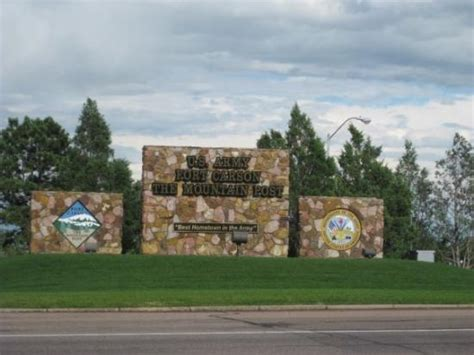 Fort Carson Colorado Springs | fort carson picture of colorado springs el paso county