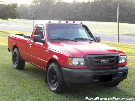 Ford Cab Lights by Cab Lights Are On Ford Ranger Forum