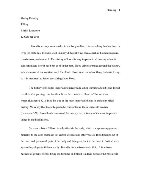 how to publish your own research paper senior project research paper 2011 12
