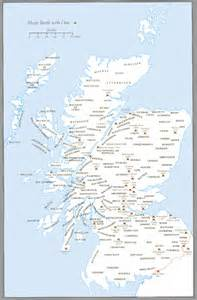 clan map scotland related keywords amp suggestions clan