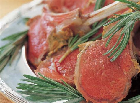 ina garten rack of lamb ina garten christmas recipes purewow