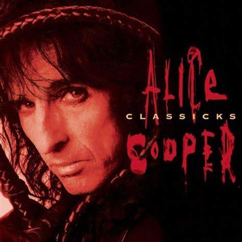 alice cooper poison classicks by alice cooper cd with domingo112 ref 115729047