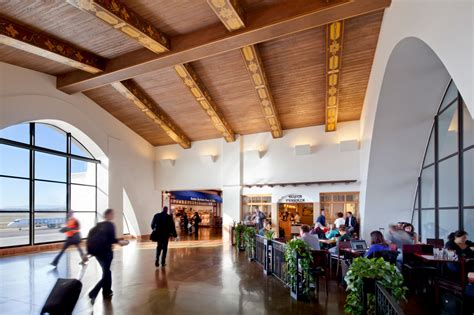 santa barbara airport terminal restoration expansion