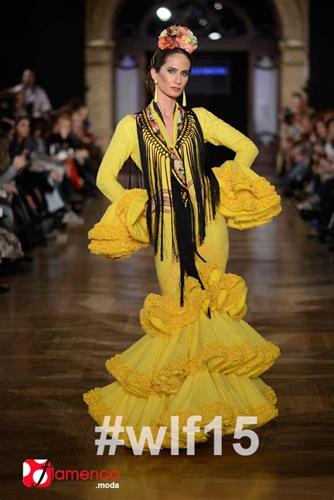 imagenes de we love flamenco 2015 manuela mac 237 as we love flamenco 2015 moda flamenca