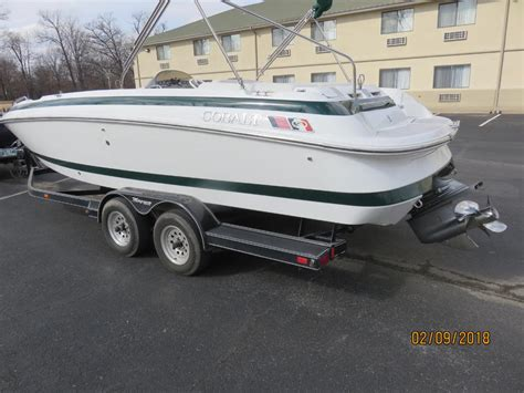 cobalt boats in oklahoma 1998 cobalt 25 ls deck boat powerboat for sale in oklahoma