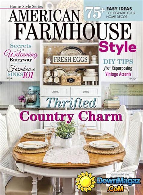 american farmhouse style american farmhouse style winter 2017 187