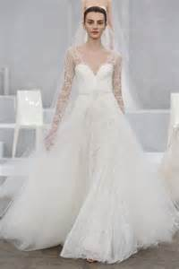 Lhuillier spring 2015 bridal collection preowned wedding dresses
