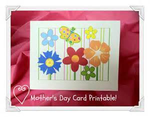 mothers day cards printable