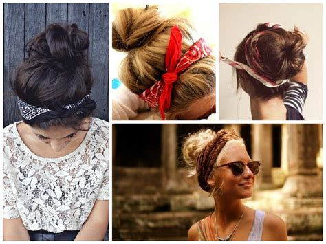 with bandana the best ways to wear your bandana hair world magazine