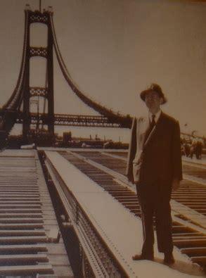 tribute  david bernard steinman founder   national society  professional engineers