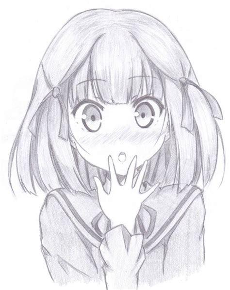 anime lengkap 17 mewarnai sketsa wajah anime paling keren koleksi