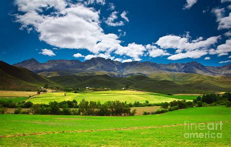 Landscape Pictures South Africa South Landscape Photograph By Omelchenko
