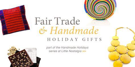 Fair Trade Handmade - it s fairtuesday