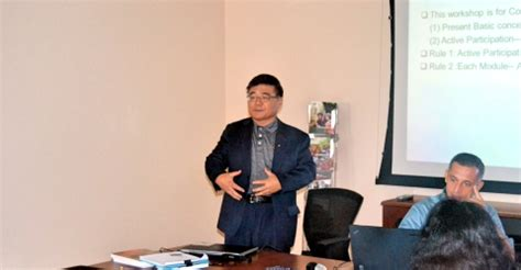 Of Toledo Assistantship Mba by Faculty Workshop By Dr Paul Hong Faculty Research