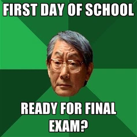 Funny Back To School Memes - first day of school first day of school mom meme