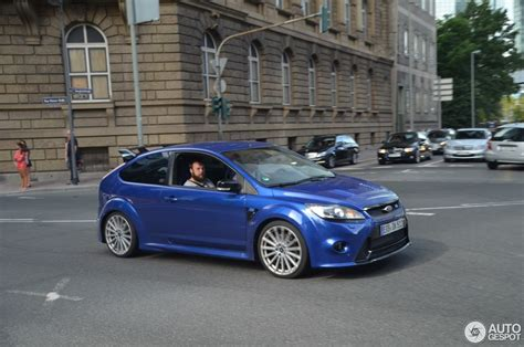 Ford Focus 10 by Ford Focus Rs 2009 20 Oktober 2016 Autogespot