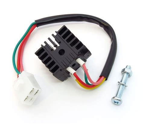 diode charger for motorcycle battery rectifier single phase charging honda cb350 cb360 cb450 cb500t ebay