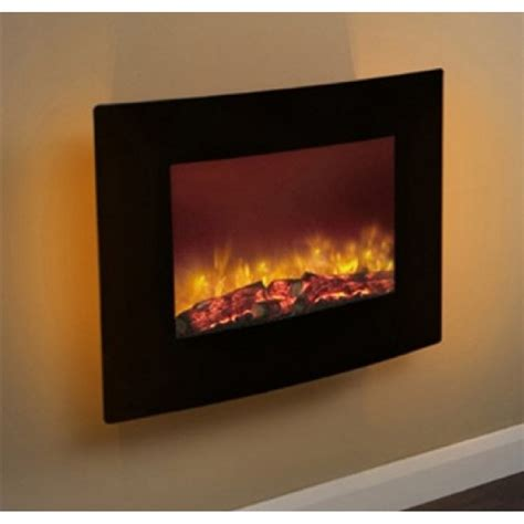 be modern quattro wall mounted electric quattro - Modern Electric Wall Fires