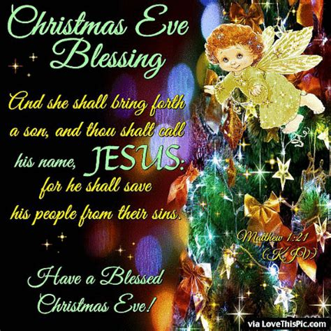 Images Of Christmas Eve Blessings | eve quotes like success