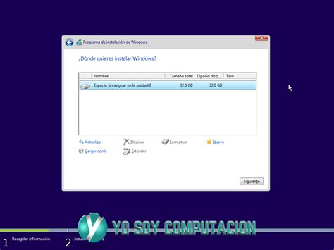 tutorial windows 10 pro instalar windows 10 tutorial completo yo soy computacion