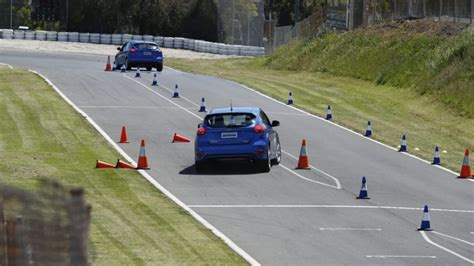 on with ford s driving skills for
