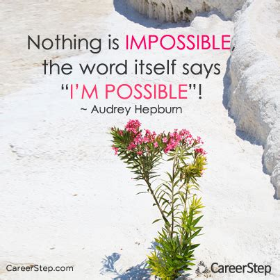 the impossible possible a step by step guide for achieving your most challenging goals books facebooking for referrals nothing is impossible career