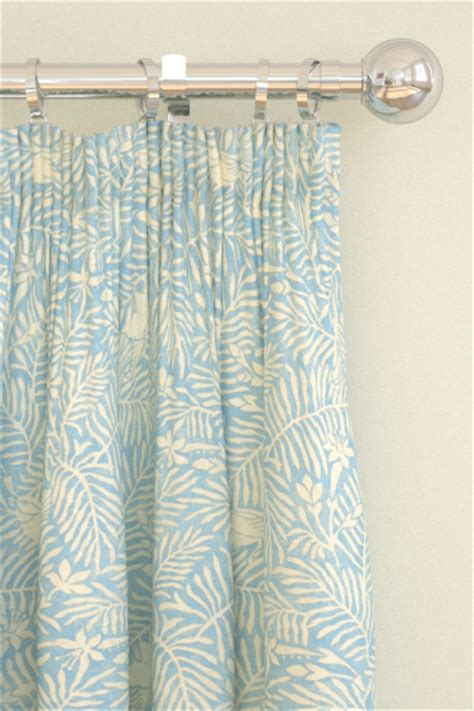 calico curtains calico birds by sanderson mineral blue wallpaper direct
