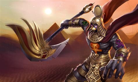 return of the archaic gods heroes of newerth lore