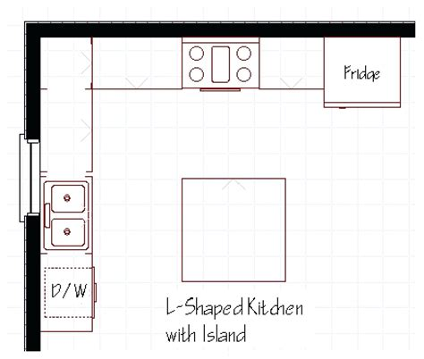l shaped kitchen with island floor plans kitchen design layout software free download peenmedia com