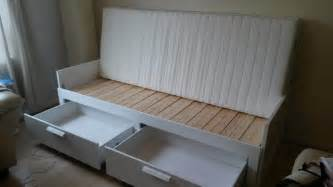 Ikea Day Bed For Sale Glasgow Ikea Brimnes Day Bed 2 Mattresses For Sale In