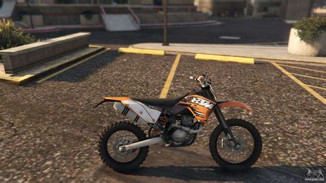 Gta 5 Cross Motorrad ktm exc 530 2010 for gta 5