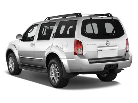 2009 nissan pathfinder reviews and rating motor trend