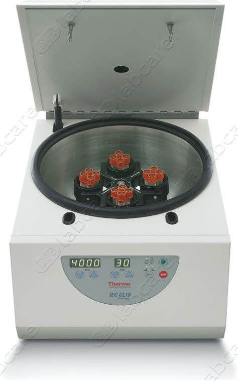 small bench centrifuge thermo scientific cl10 small bench centrifuges