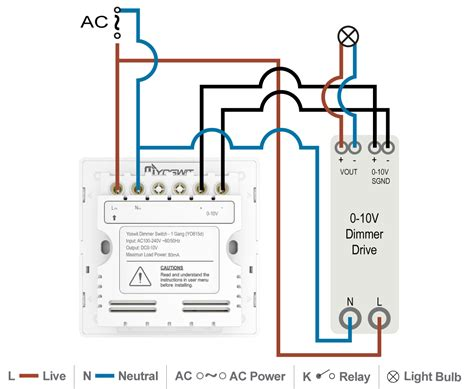 0 10v dimmer wiring diagram dimmer switch installation