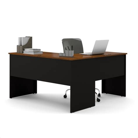 Best Modern L Shaped Desk All About House Design Modern Desk Hutch