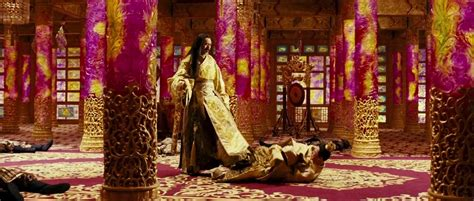 film kolosal curse of the golden flower bits pieces production design the curse of the