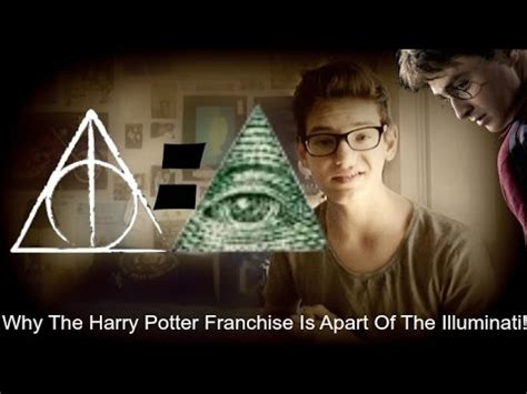 illuminati harry potter why the harry potter franchise is apart of the illuminati