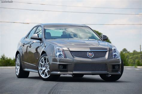 2012 cadillac cts review 2012 cadillac cts v review autotalk