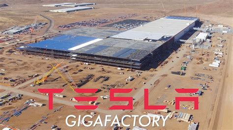 Tesla Gigafactory Nevada Tesla Gigafactory November 2016 Construction Update