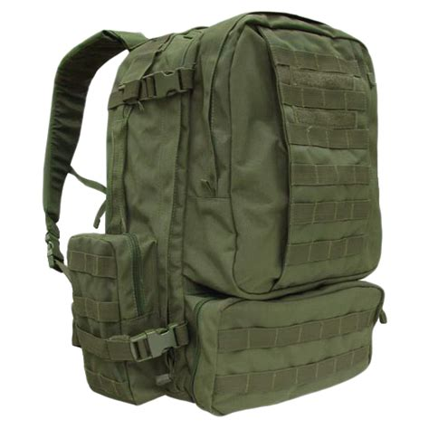 three day bag condor 3 day assault pack olive drab backpacks