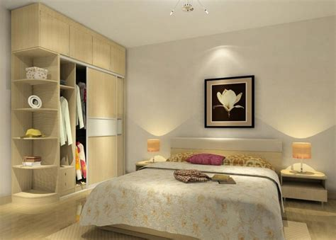 3d views interior design of bedroom 3d house