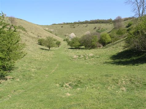 Blind Valleys blind valley at steps hill 169 geoff harris cc by sa 2 0 geograph britain and ireland