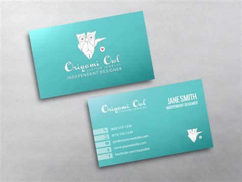 origami owl business card 19