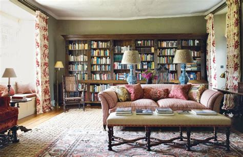 international home decor traditional country manor style living room