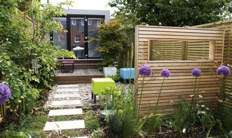 imagenes de jardines y patios pequeños dise 241 o de patios y jardines peque 241 os 75 ideas interesantes