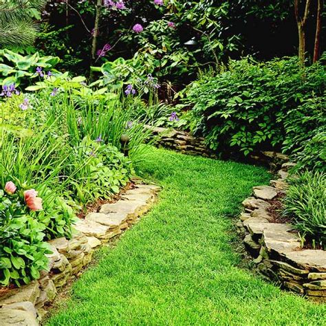 Rock Garden Borders Sure Fit Slipcovers Enhance Your Outdoor Living Space With A Unique Walkway