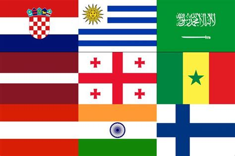 flags of the world quiz easy quiz 20 international capital cities how many can you